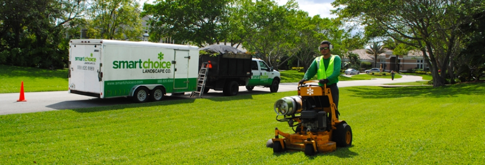 LANDSCAPE MAINTENANCE Smart Choice Landscape Co