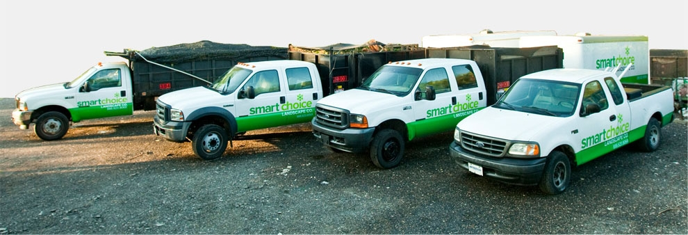 SMART CHOICE LANDSCAPE CO.
